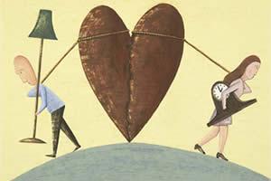 Divorcio Separacion De Bienes