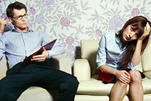 El divorcio por incompatibilidad de caracteres