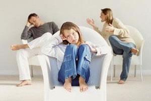 Divorcio con hijos - Perú