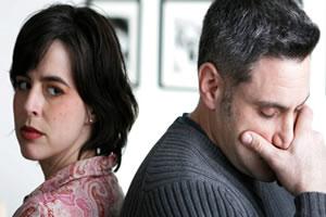 Proceso de divorcio por causal