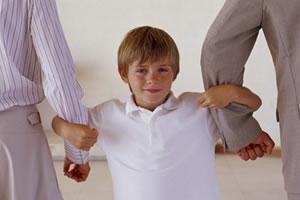 Consecuenciqs del divorcio en los hijos